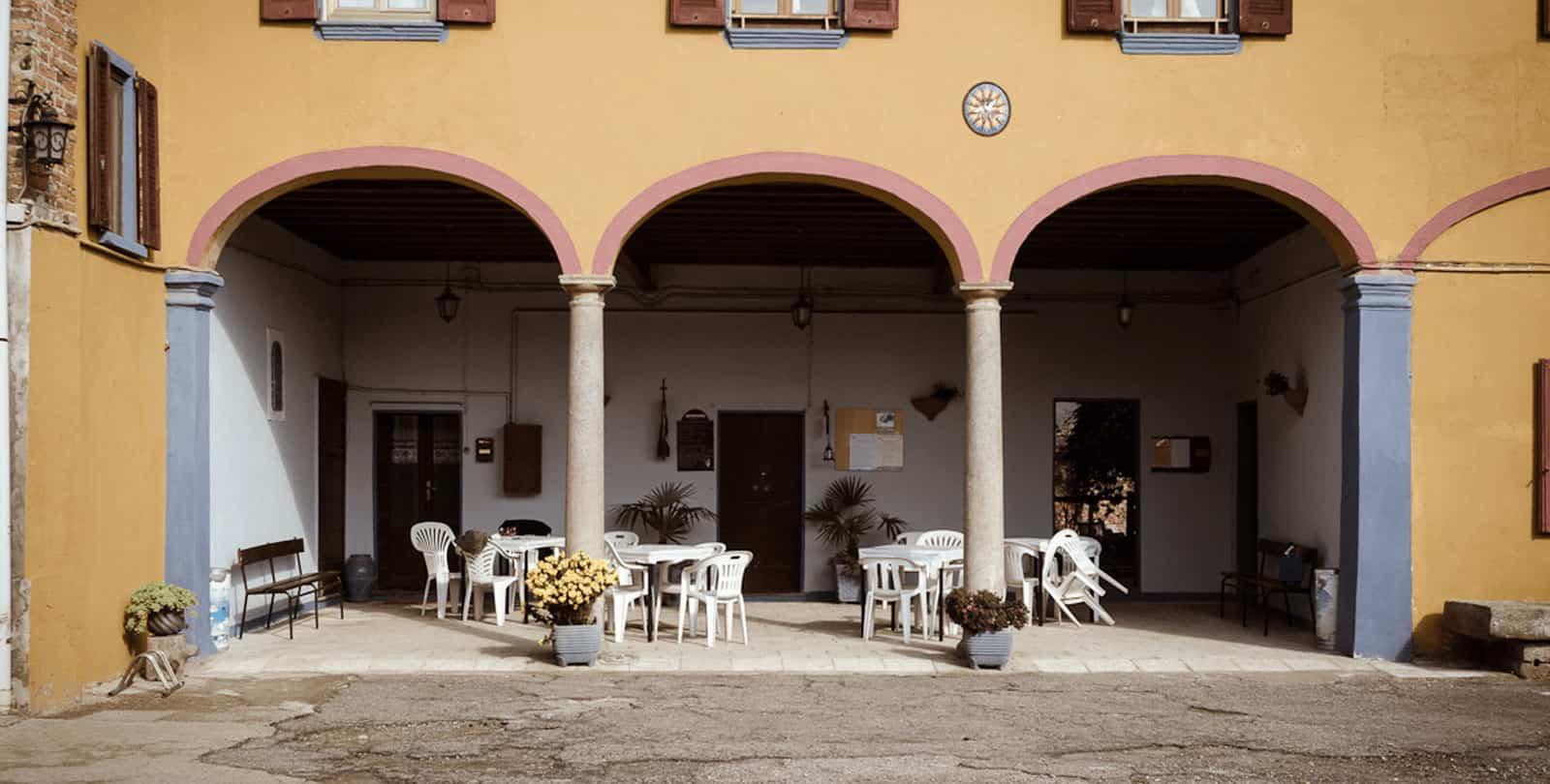 agriturismo con ristorazione milano