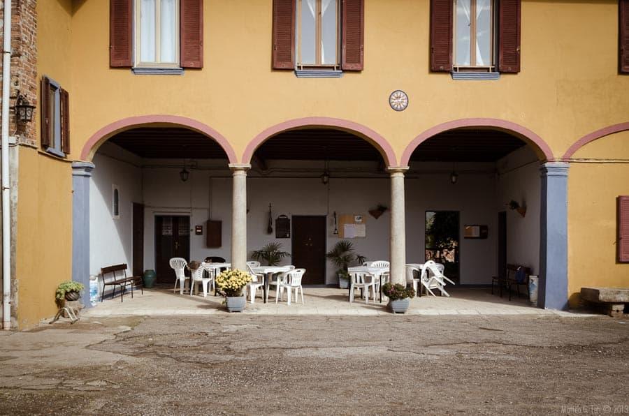portico cascina